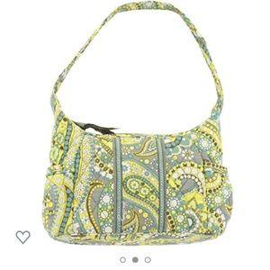 Vera Bradley Lemon Parfait Sophie Bag